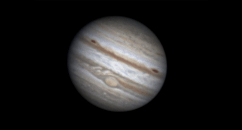 2021 Night Sky - Jupiter at Opposition - Steve Hill via Flickr