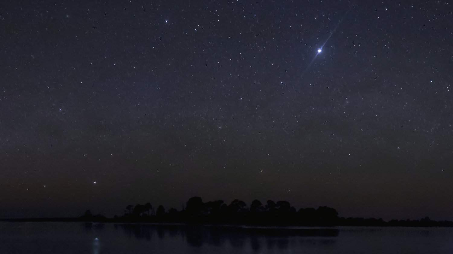Stargazing in Florida - Cedar Key - Ryan McKee via Flickr
