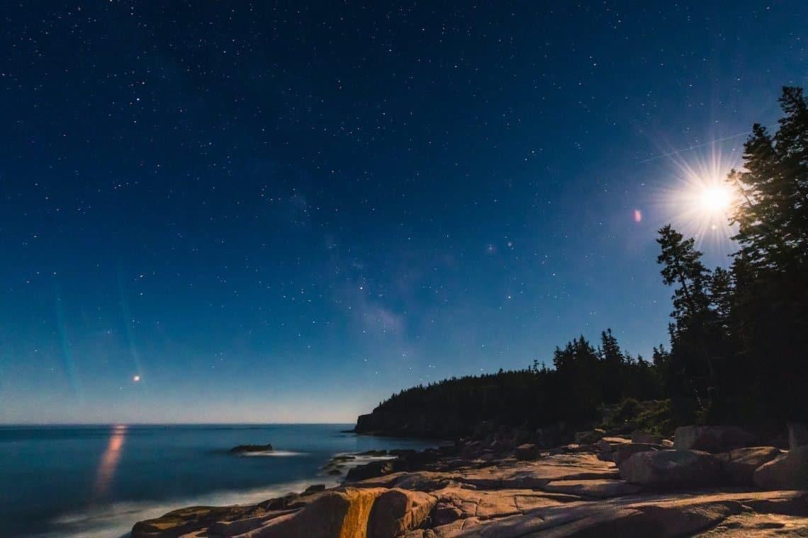 April Night Sky - Eric Kilby via Flickr