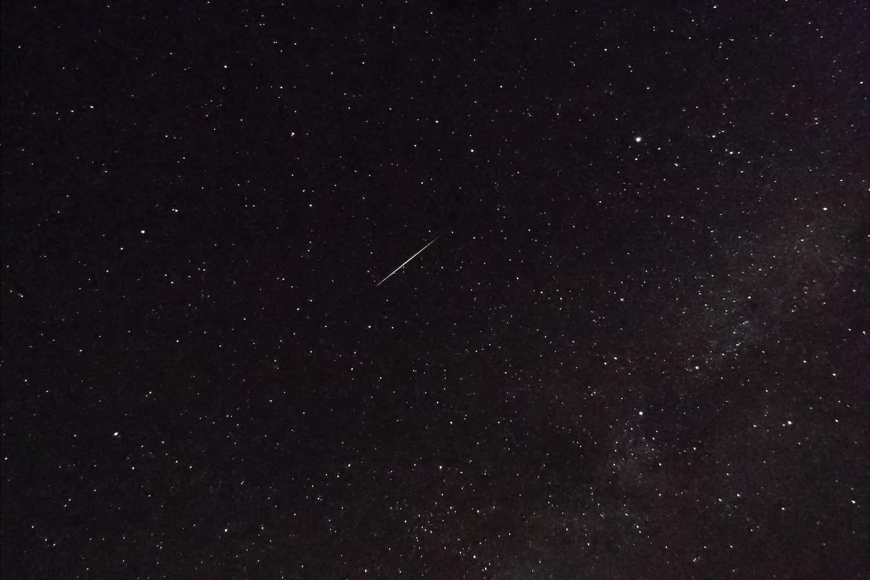 Lyrids Meteor Shower - Rocky Raybell via Flickr