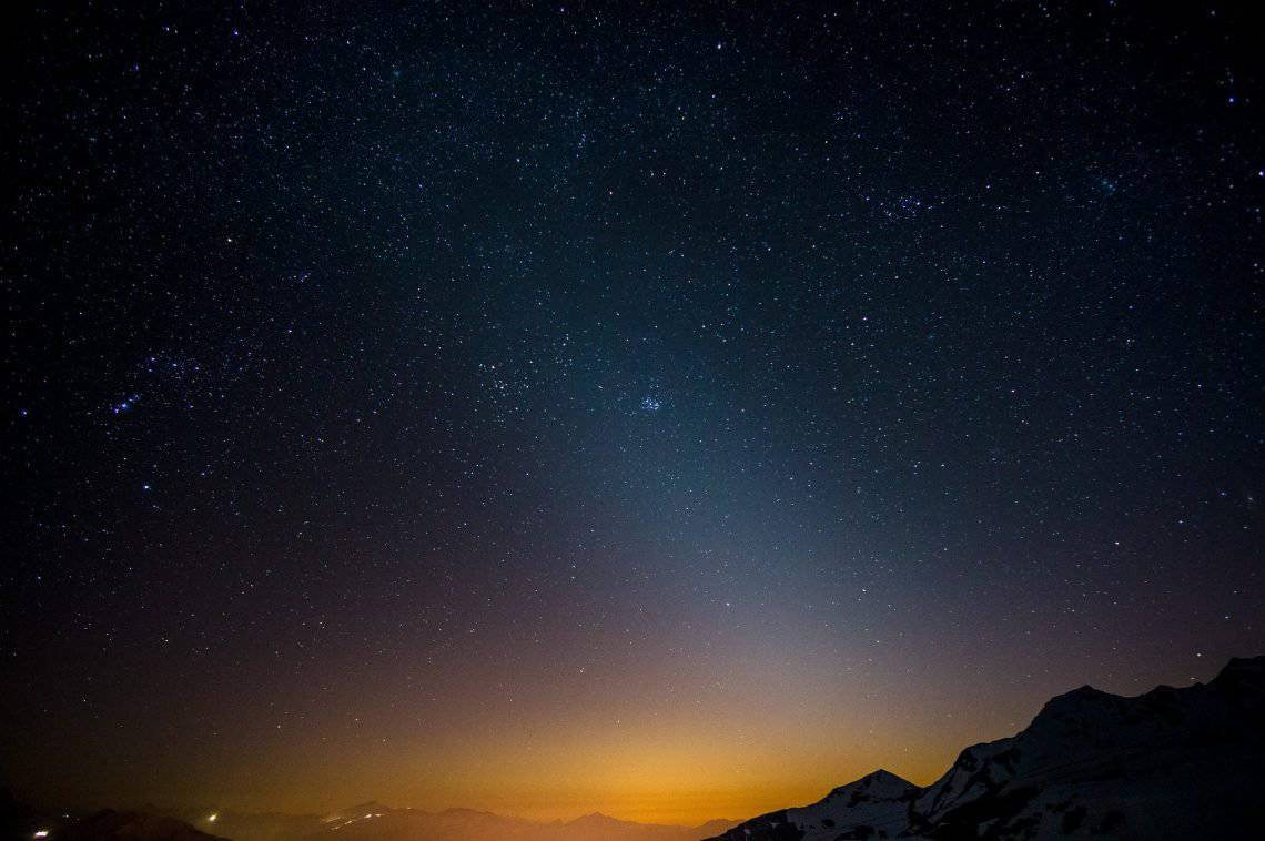May Night Sky Hero - Zodiacal Light - Willi Winzig via Flickr