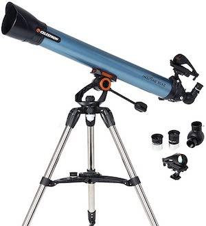 $300 Telescope Options - Celestron Inspire 80AZ