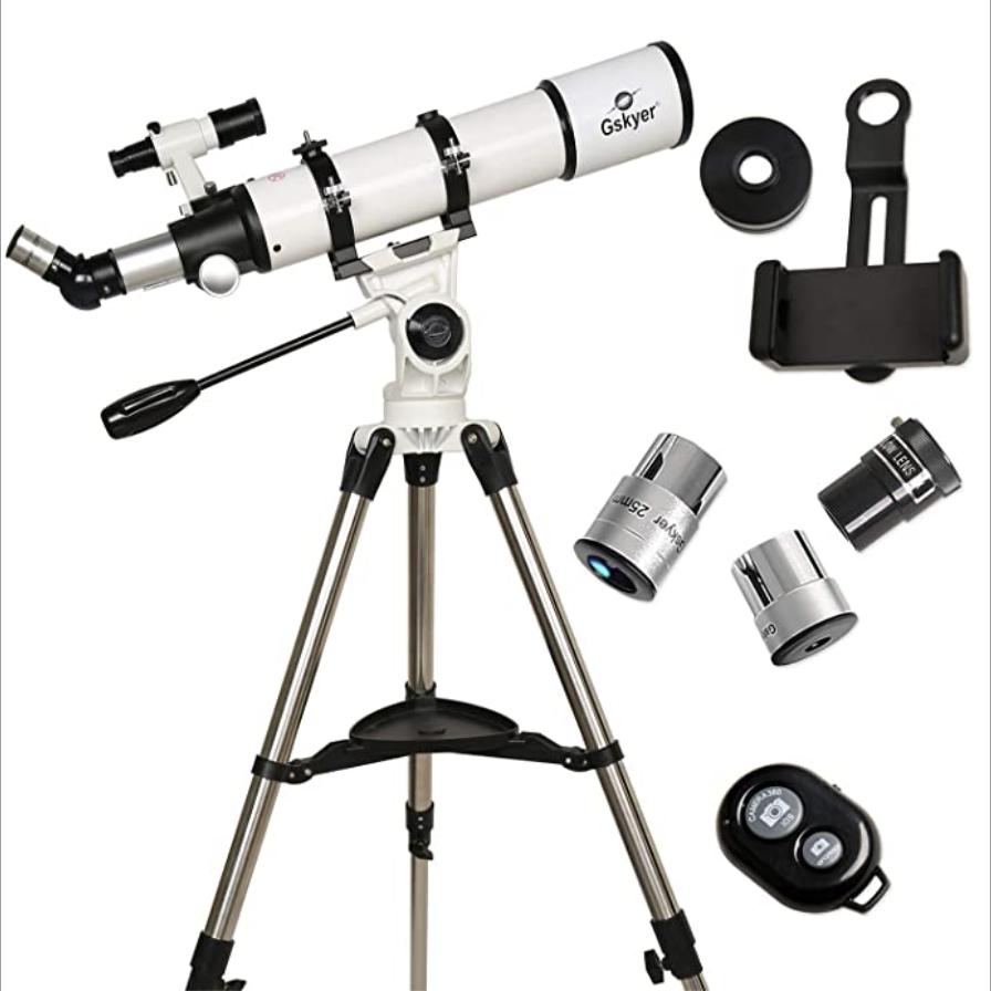Best Telescopes under 300 - Gskyer 600x90 AZ