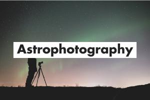 Astrophotography Card