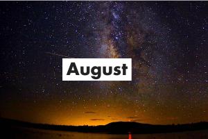August Card