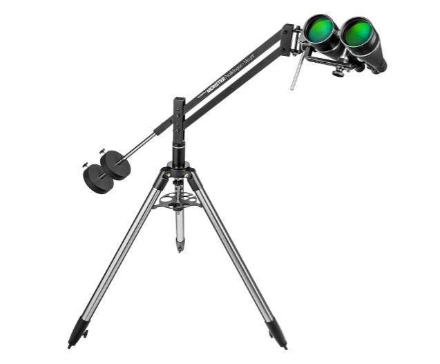 Best Binoculars Under $1000 - Orion Monster Mount & 25x100 Binocular Kit