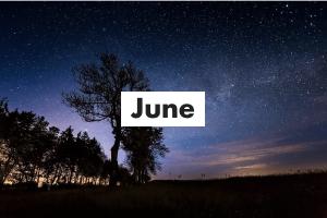 June Card