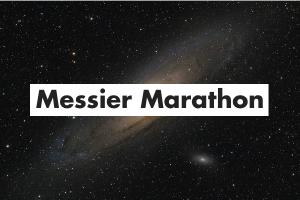 Messier Marathon Card