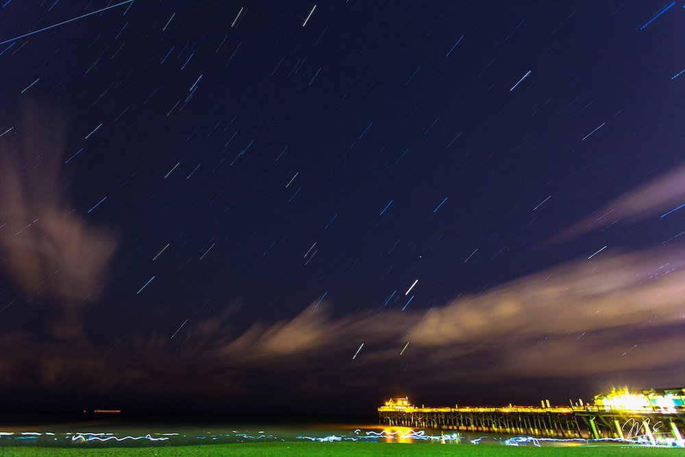 Space Coast Launches - Cocoa Beach - Michael Seeley via Flickr