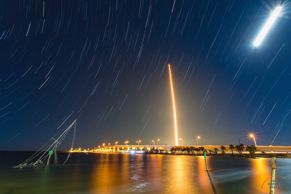 Space Coast Launches - Michael Seeley via Flickr