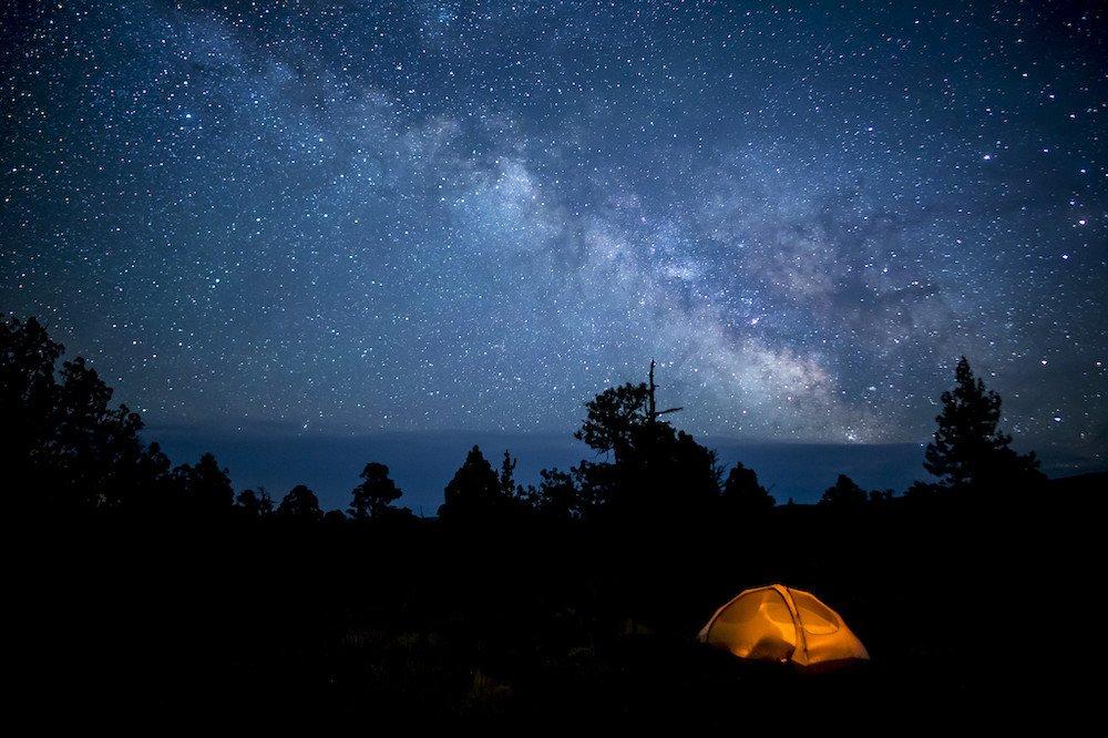Stargazing in Oregon - Bob Wick for BLM via Flickr