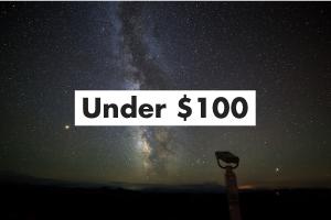 Binoculars Under 100 Card