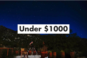Binoculars Under 1000 Card