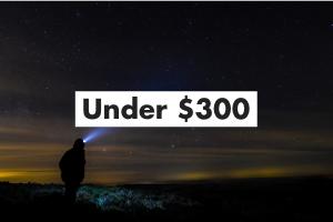 Binoculars Under 300 Card