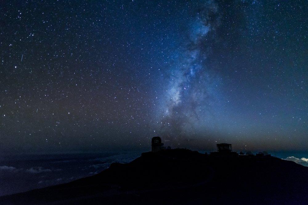 Haleakala Stargazing Hero
