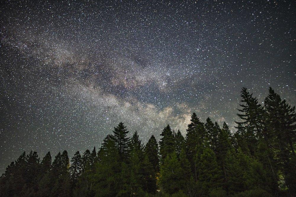 Stargazing in Washington - North Cascades - Kyle Sullivan for BLM