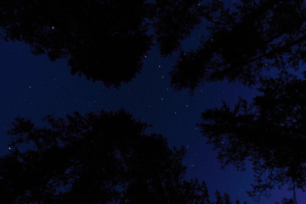 Stargazing in Washington - Winthrop - Andrew Smith via Flickr