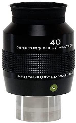 Best Telescope Eyepieces - Explore Scientific 68° 40mm Eyepiece