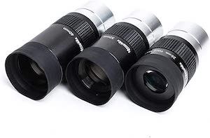 Best Telescope Eyepieces - MEOPTEX 3-Piece Telescope Eyepiece Kit