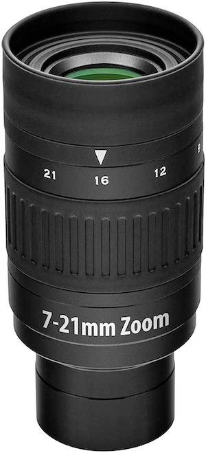 Best Telescope Eyepieces - Orion 7-21mm Zoom Eyepiece