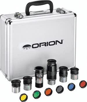 Best Telescope Eyepieces - Orion Premium Telescope Accessory Kit