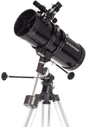 Telescopes under $200 - Celestron PowerSeeker 127EQ