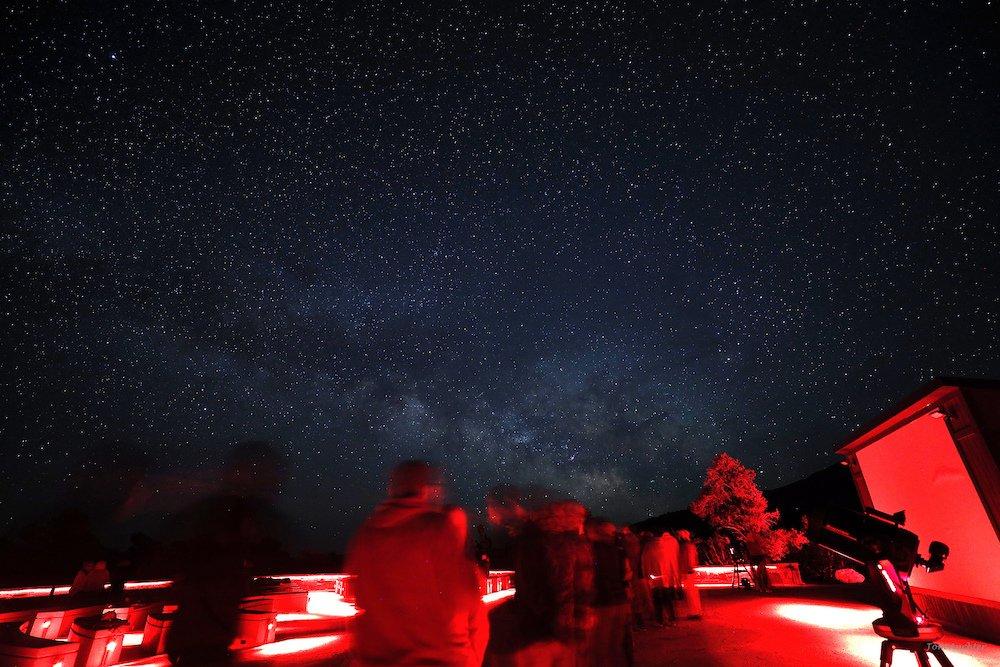 Stargazing in Great Basin - Astronomy Programming
