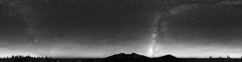 Stargazing in Great Basin