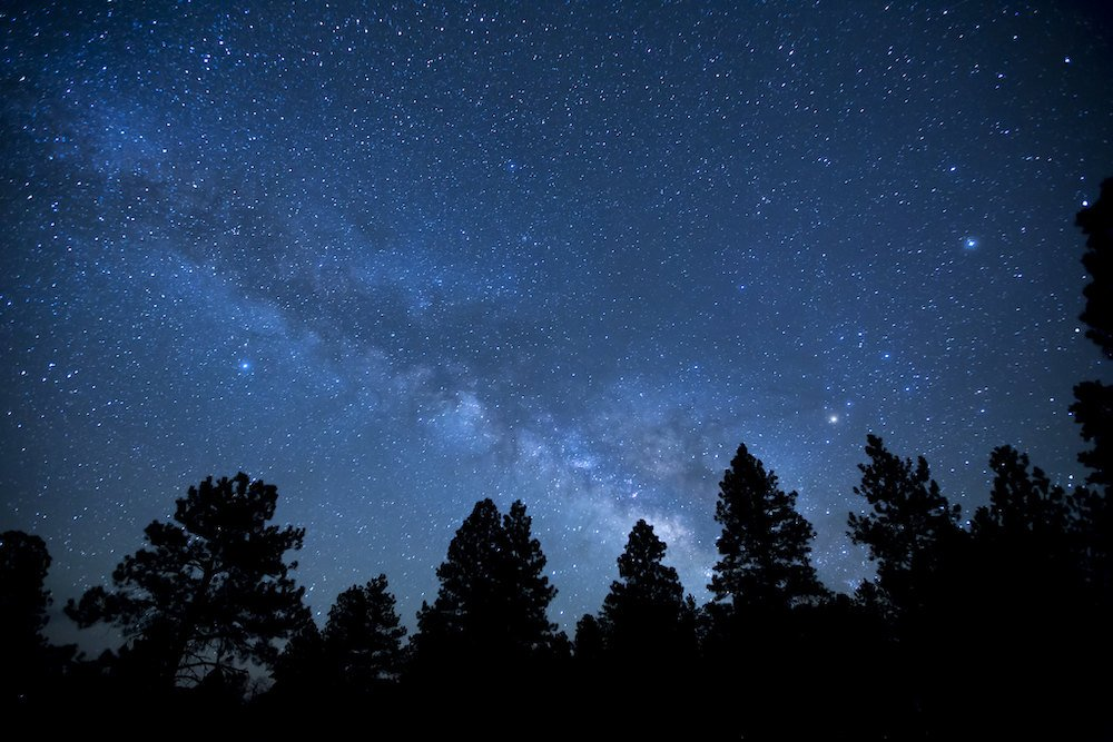 Stargazing in Washington Hero
