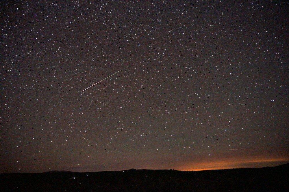 Orionids Meteor Shower Hero